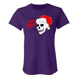 Santa Claus Skull