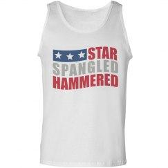 Star Spangle Hammer USA