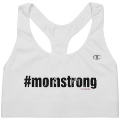 #momstrong- sports bra 2