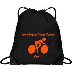 Fitness Center Spin Bag