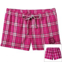 Hawaii Flower Shorts