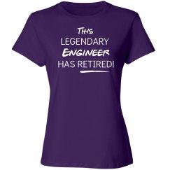This legendary engineer has retired