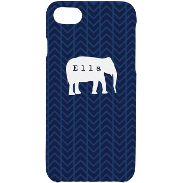 Ella Custom Elephant Case