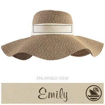 Emily's Cruise Hat