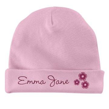 Emma's Baby Beanie
