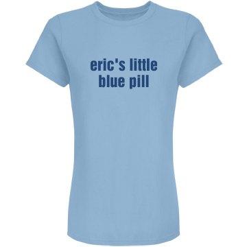 Eric's Little Blue Pill