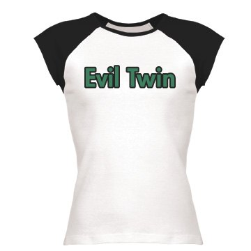 Evil Twin for Halloween