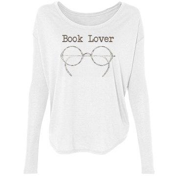 Eyeglasses Book Lover