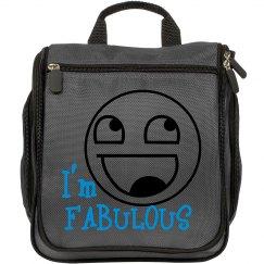 I'm Fabulous Emoji
