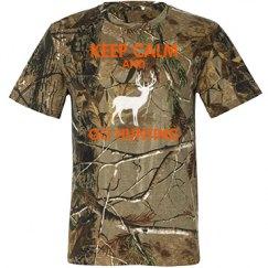 KEEP CALM AND HUNT
