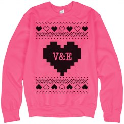 Hearts Ugly Sweater