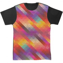 Colorful All Over Print Pattern