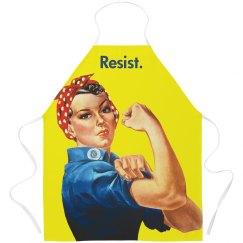 Resist For Women's Rights Baker