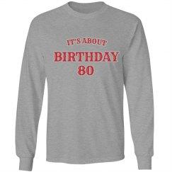 birthday #80
