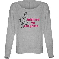 addicted to nail polish