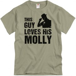 This Guy loves his molly