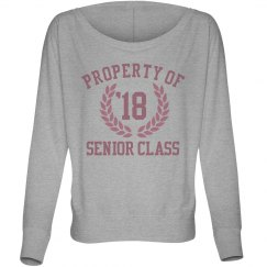 Senior Class Fashion Top