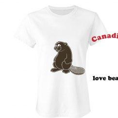 Canadians Love Beavers