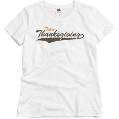Team Thanksgiving Jersey