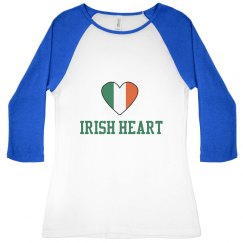 Irish Heart Tee