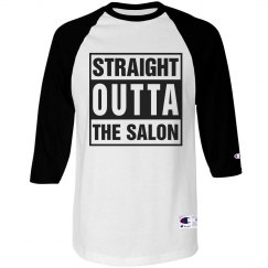 STRAIGHT OUTTA THE SALON