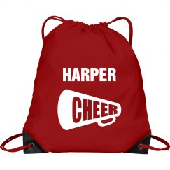 Harper cheer bag