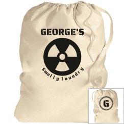 GEORGE. Laundry bag