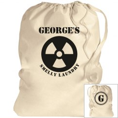 GEORGE. Laundry bag