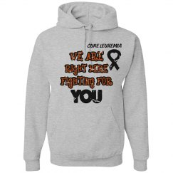 fighting for you Hoodie