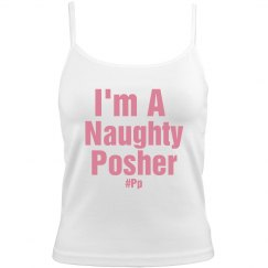 PantiePosh Naughty Tank