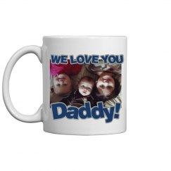 Photo Mug Fathers Day