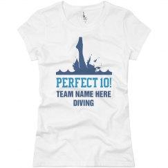 Diving Team Tee