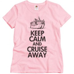 Keep calm and cruise away