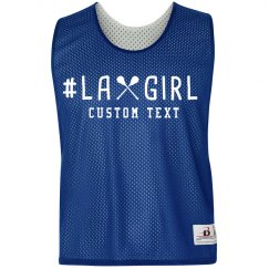 Custom Lax Girl Pinnie