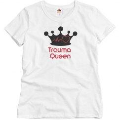trauma queen nurse