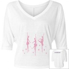 Pink Ballet Dancers