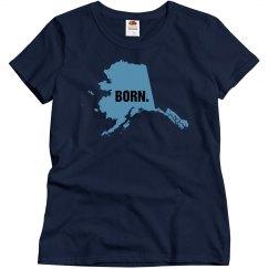 Alaska born