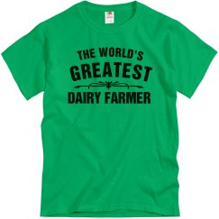 Greatest Dairy farmer