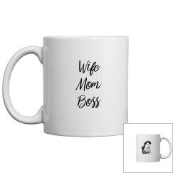 Wife,Mom,Boss