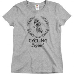 Cycling legend shirt