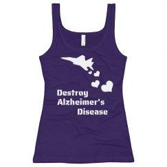 Destroy Alzheimer's