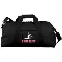 Personalized Ballet Bag With Name Gift
