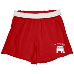 Always right shorts