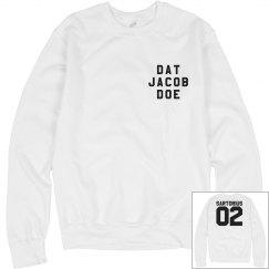 Dat Jacob Doe Jacob Sartorius Sweater