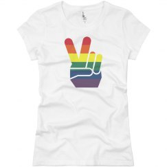 Peace and Gay Rights