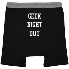 GNO CR Mens Boxer Briefs