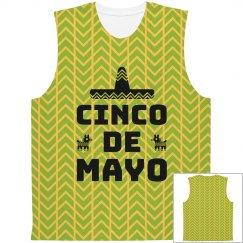 Geometric Patterned Cinco De Mayo
