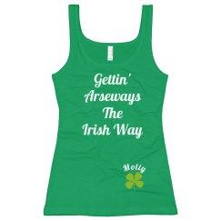 Getting Crazy Irish Way