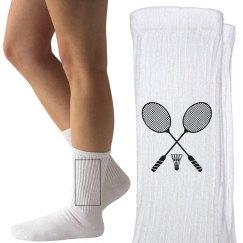 Badminton raquets