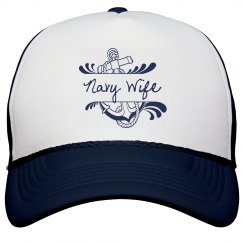 Navy Wife Hat